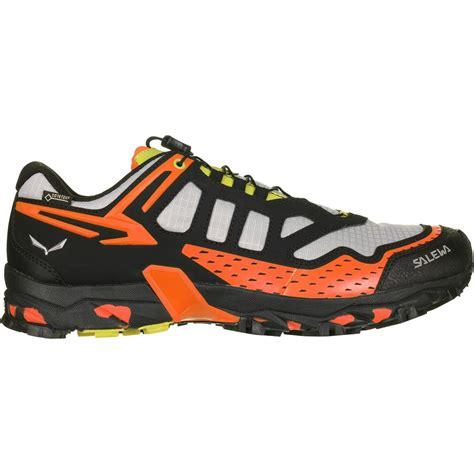 gtx trail running shoes salewa ultra gtx trail running shoe s