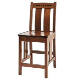 Lous Bar Stools Fresno by Buy Colebrook Bar Stool From Amish Furniture