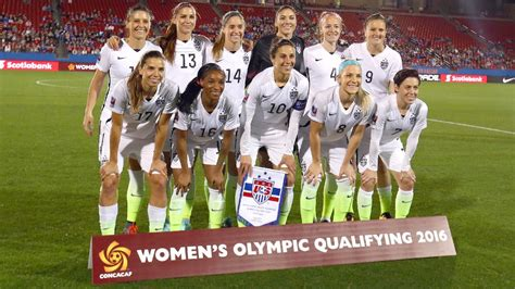 2016 usa olympic womens soccer team zika virus olympic venues big concerns for uswnt fox sports