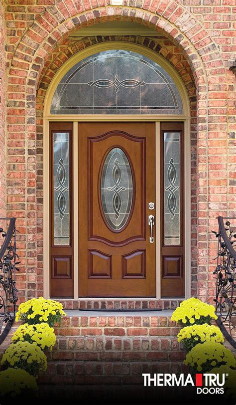 Mahogany Doors With Glass 1000 Images About Classic Craft Mahogany Collection On Fiberglass Entry Doors