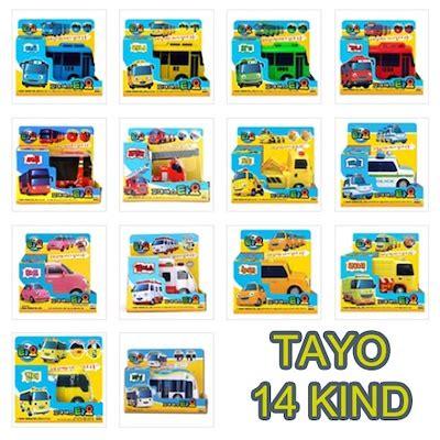 Termurah The Tayo Pull Back Car Original qoo10 tayo pull back cars toys