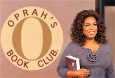oprah winfrey book list complete list of oprah s book club books