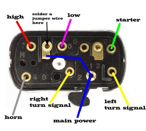 modern vespa rally 200 turn signal questions using bar