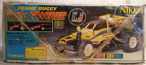 Turbo Charger Panther nikko frame buggy turbo panther white 85 in box xobyot