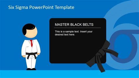 powerpoint master template master black belt roles powerpoint slide slidemodel