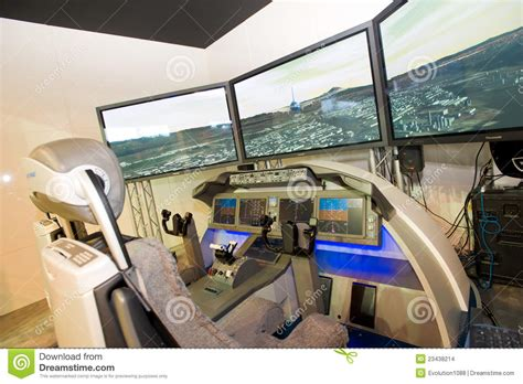 Tiket Flight Simulation Singapore Open Date boeing flight simulator at singapore airshow editorial stock image image 23438214