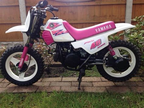 junior motocross bikes for sale pw50 pw 50 pink junior motorcross moto x field bike