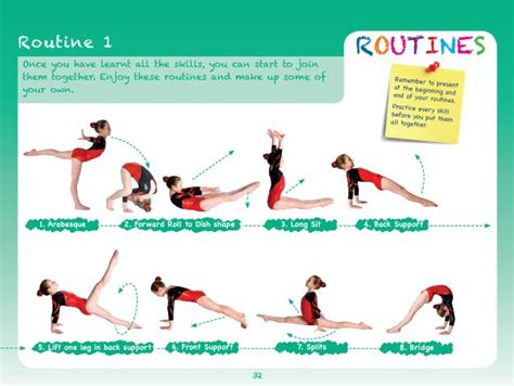 just4gym gymnastic skills book