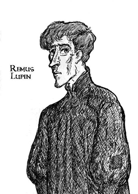 Quotes by and about Remus Lupin – Harry Potter Lexicon