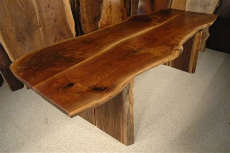 custom live edge dining tables dumond s custom furniture