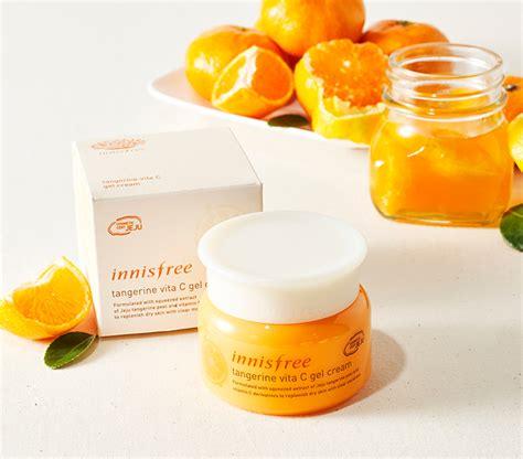 Innisfree Tangerine Vita C Serum innisfree tangerine vita c gel 50ml