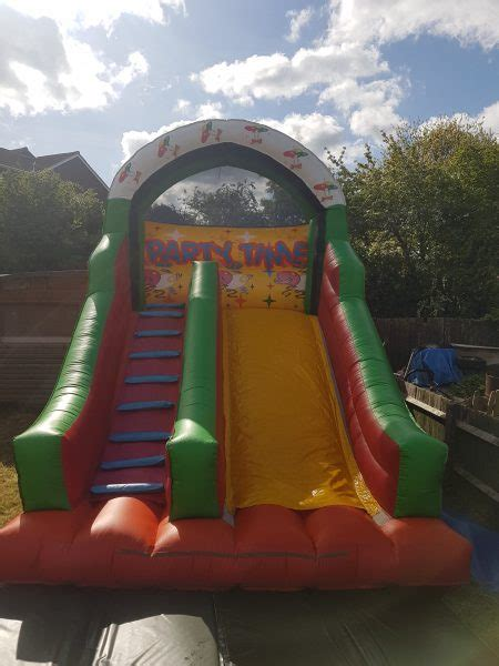 jolly kids castles giant inflatable  hire essex