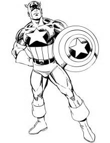 captain america coloring amp coloring pages