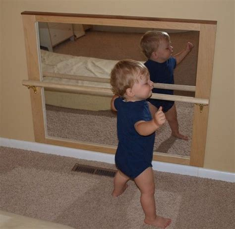 bedroom pull up bar pull up bar and mirror 9mo baby toddler pinterest