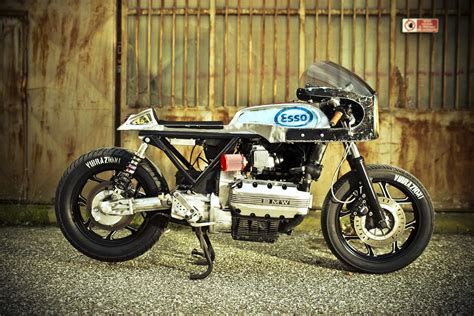 bmw motorcycle cafe racer bmw k100 cafe racer