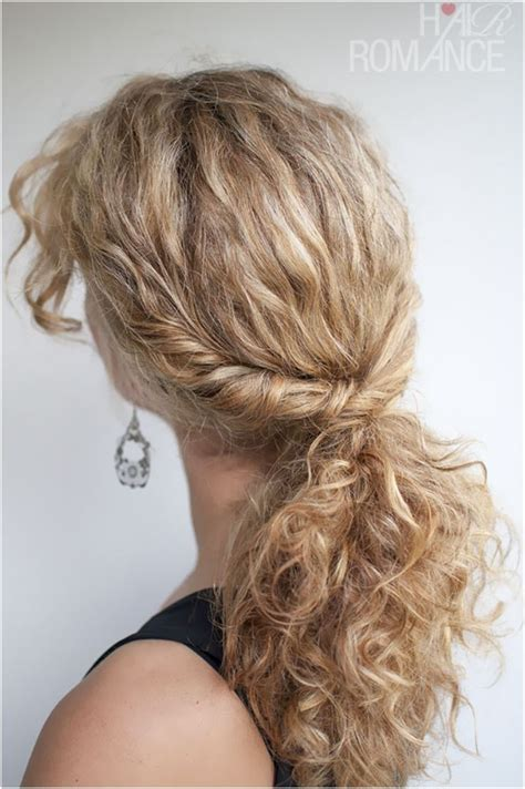 easy curly hairstyles thats manageable frizzy hair easy hairstyles and hairstyles on pinterest