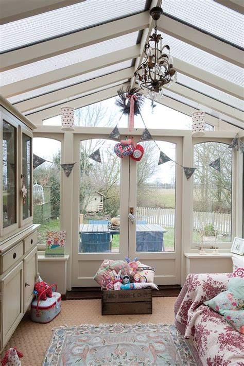 conservatory sun room conservatory buntings and sun room on pinterest