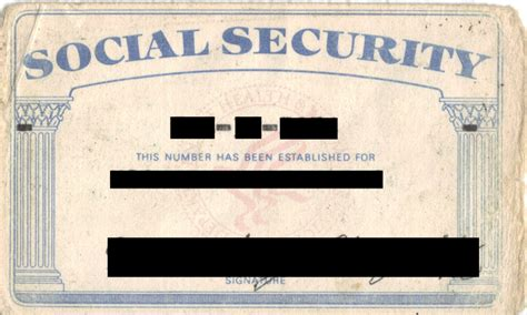 make your own social security card image gallery social security cards