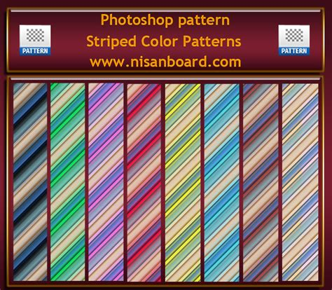photoshop color pattern download photoshop pattern photoshop striped color patterns