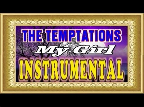 the temptations free mp download my girl the temptations instrumental