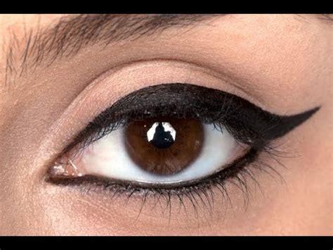 cara mudah memakai liquid eyeliner eyeliner cair