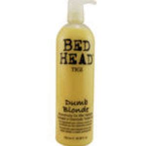tigi bed head dumb blonde conditioner reviews viewpoints com