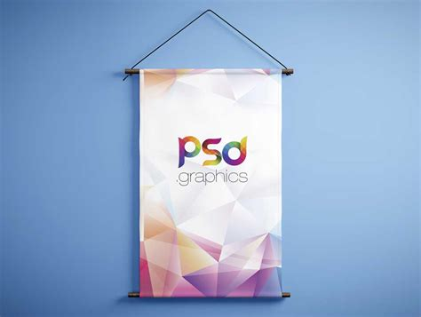 Outdoor Fabric by Banner Psd Mockups