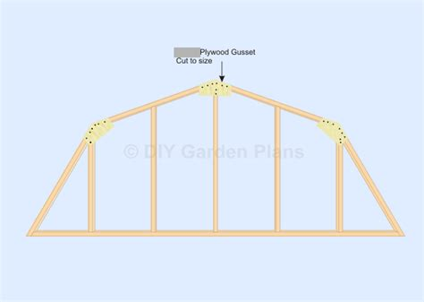 hollans models storage shed plans gambrel