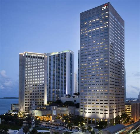 The Office Miami by Citigroup Miami Center Crocker Partners