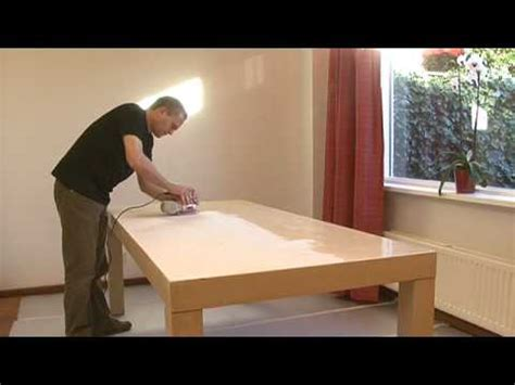 Kersenhouten Tafel White Wash by Houten Tafel Verven Rambo Pantser Lak Hout Interieur