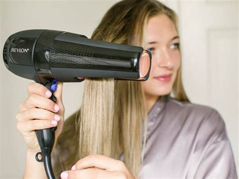 Hair Dryer Sound Effect revlon released a new dryer that will forever change