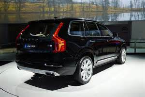 new car volvo new 2016 volvo suv prices msrp cnynewcars