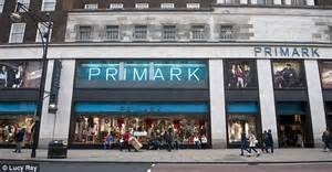 Primark To Hit Oxford by Primark Discomforts Struggling M S With Sparkling Sales