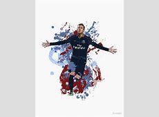 Neymar - PSG Artwork | Slim Fit T-Shirt | Football Art ... Tottenham Shirts