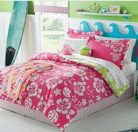 hibiscus bedding 1000 ideas about hawaiian bedroom on pinterest girls