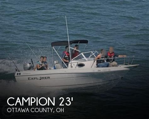 boats for sale marblehead ohio sold cion explorer 622i boat in marblehead oh 103777