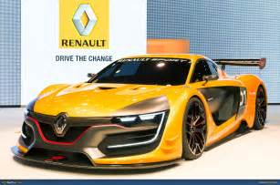 Renault Sport Ausmotive 187 Renault Sport Rs01 Revealed