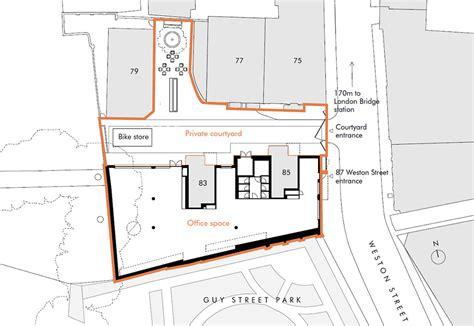 the shard floor plan 87 weston street
