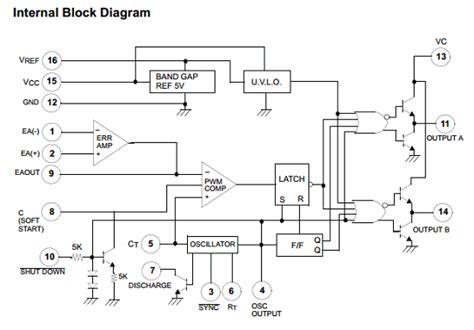 integrated circuit ka3525a integrated circuit ka3525a 28 images ic ka3525a dip16 sg3525a ka3525a datasheet smps
