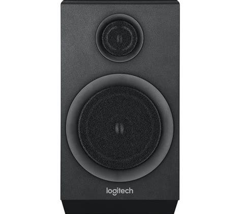 Murah Logitech Z333 Speaker Dengan Subwoofer logitech z333 multimedia 2 1 pc speakers deals pc world