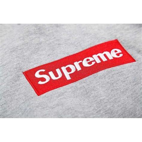 supreme box logo new supreme box logo hoodie buy supreme