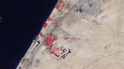 stark    images reveal rapidly changing