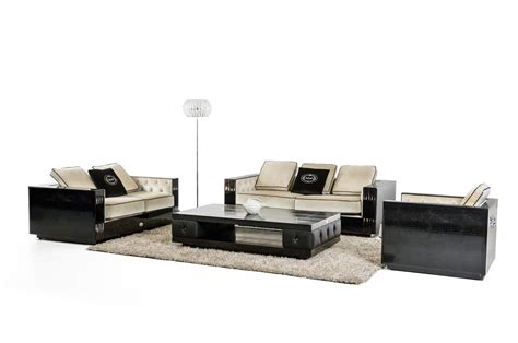 Armani Sofa by Armani Sofa Set Bo3929b Modern White Leather Sofa Set
