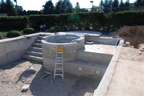 concrete bathtub construction concrete forms and formwork systems projects