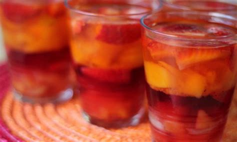 fruit jelly fruit and jelly cups kidspot