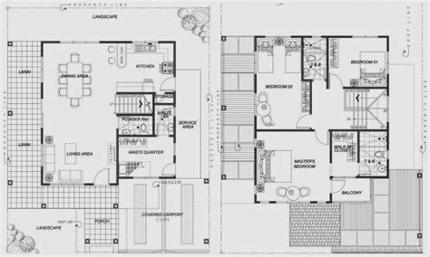 two storey house floor plan designs philippines astele cebu prime investment