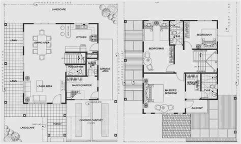 one storey residential floor plan astele cebu prime investment