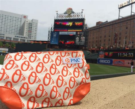 Orioles Shirt Giveaway - may 17 2015 baltimore orioles vs ta bay rays orioles wristlet