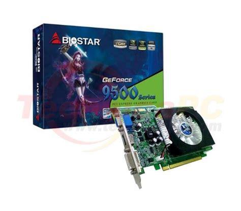Promo Vga 512mb 128 Bit Ddr3 biostar nvidia 9500gt 512mb ddr3 pci e 128 bit vga card