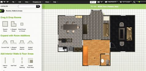 add furniture to floor plan free floor plan software homestyler review